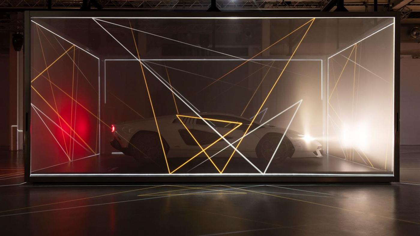 Lamborghini at Milan Design Week (1).JPG
