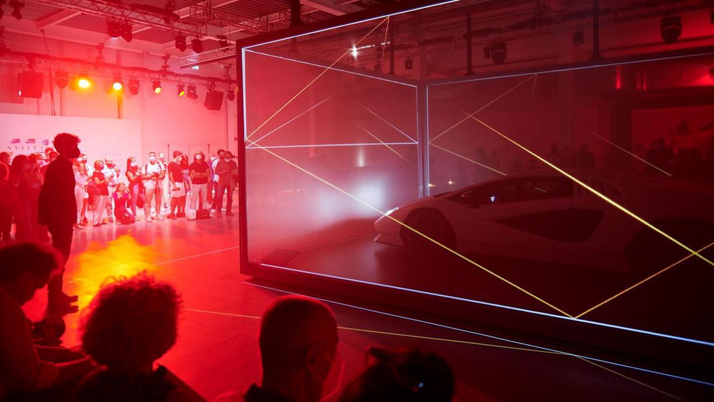 Lamborghini at Milan Design Week (2).JPG
