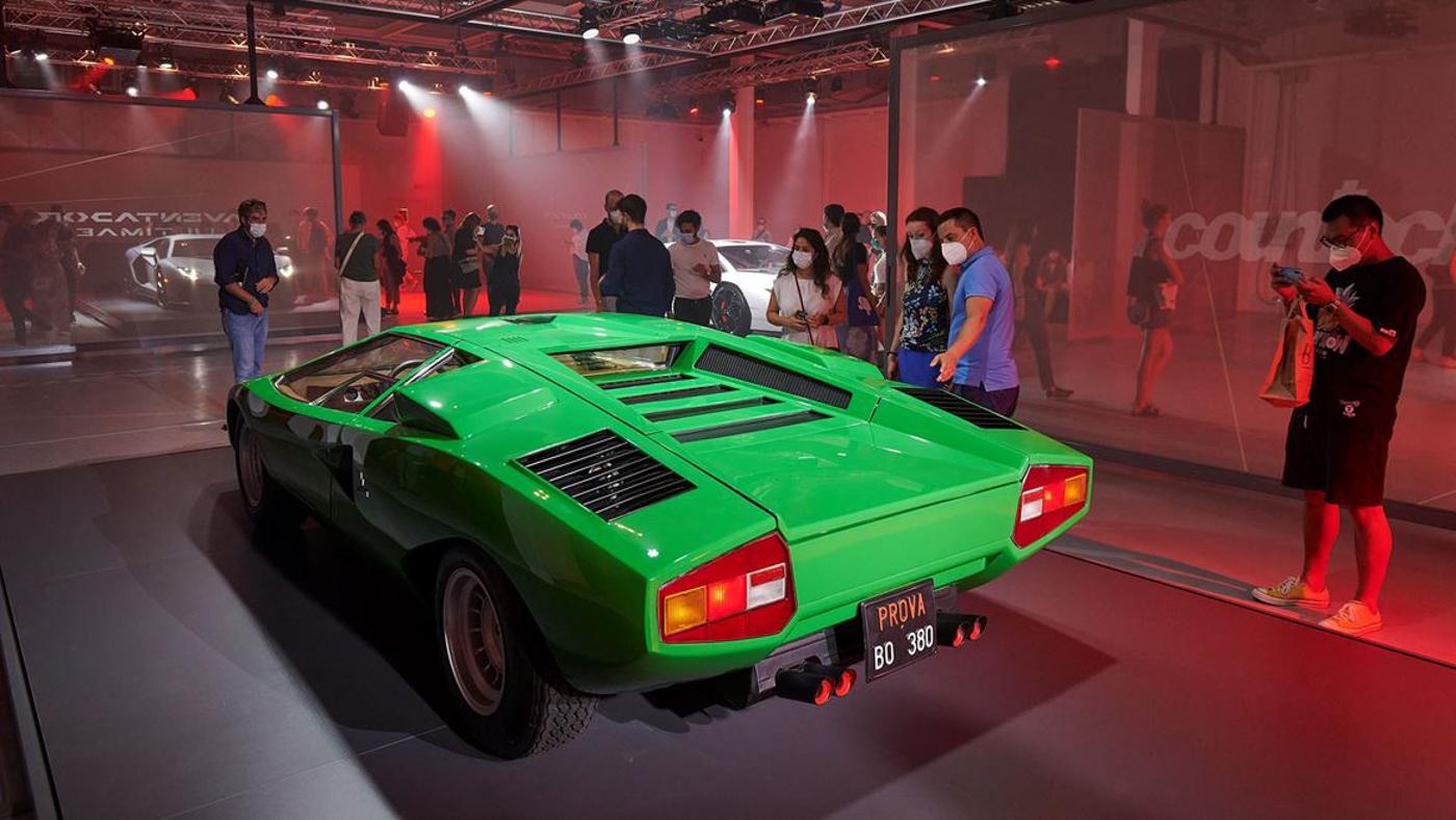 Lamborghini at Milan Design Week (7).JPG