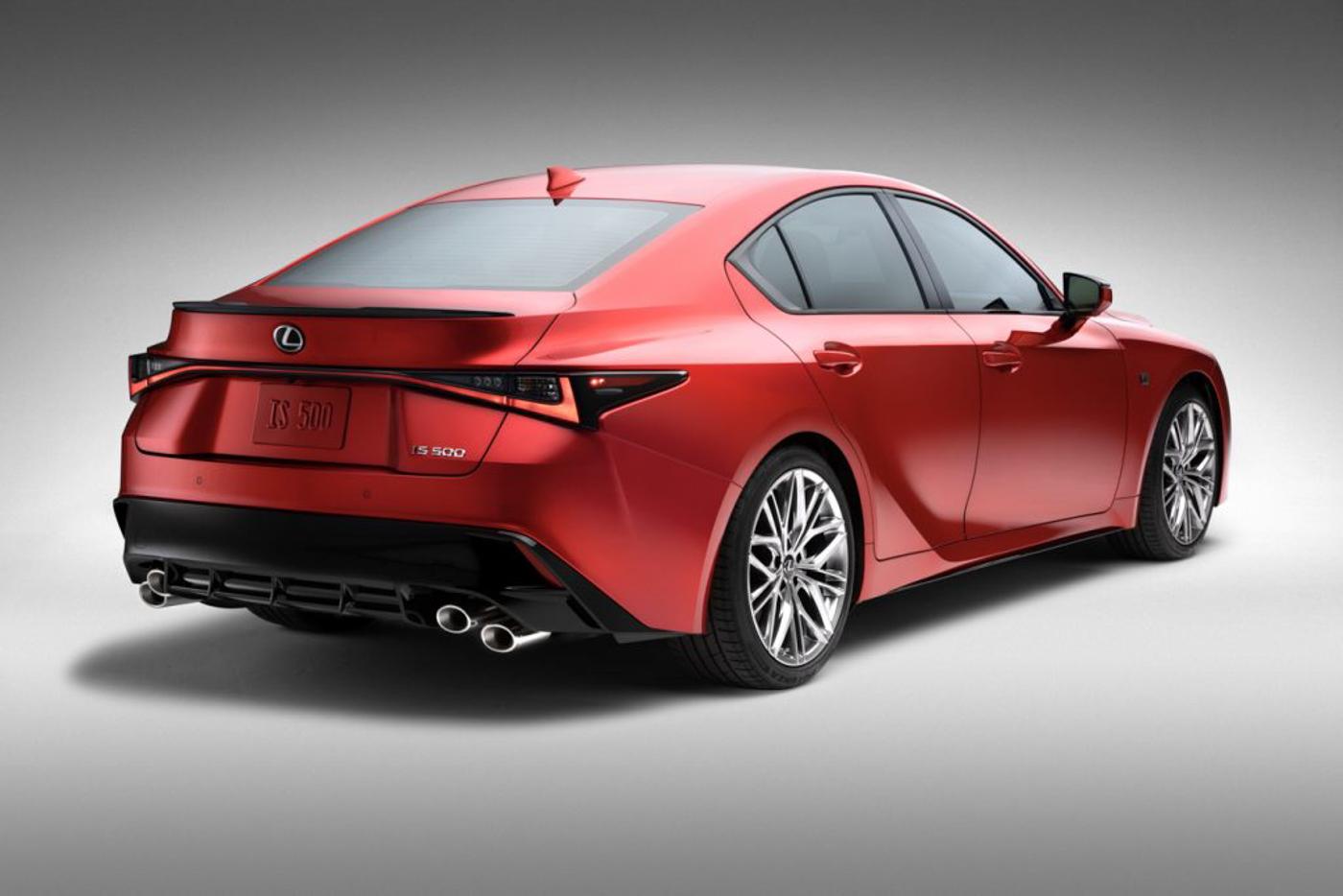 Lexus IS 500 F Sport Performance (11).JPG