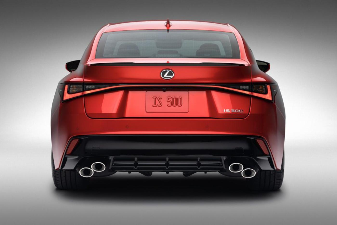 Lexus IS 500 F Sport Performance (14).JPG