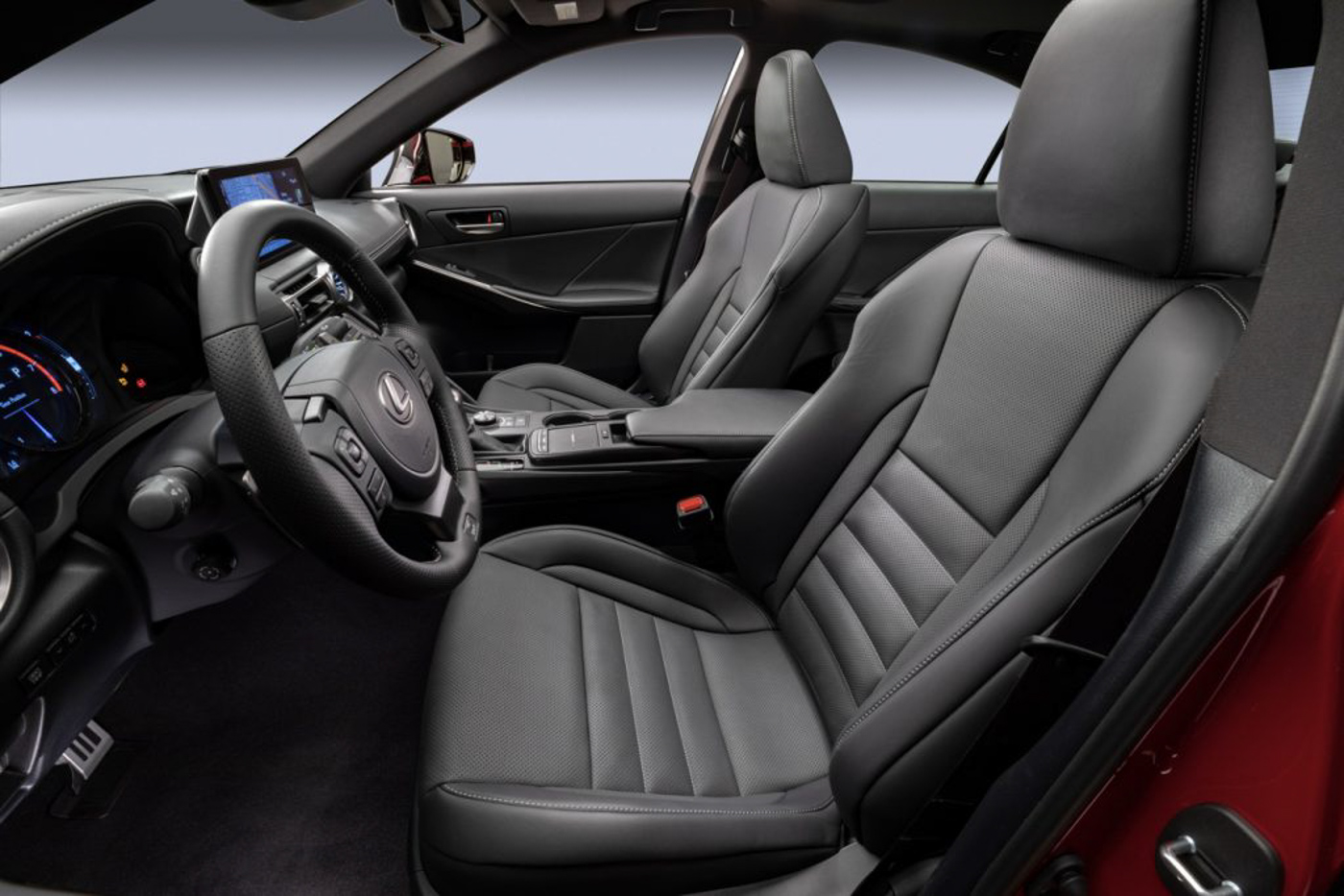 Lexus IS 500 F Sport Performance (3).JPG