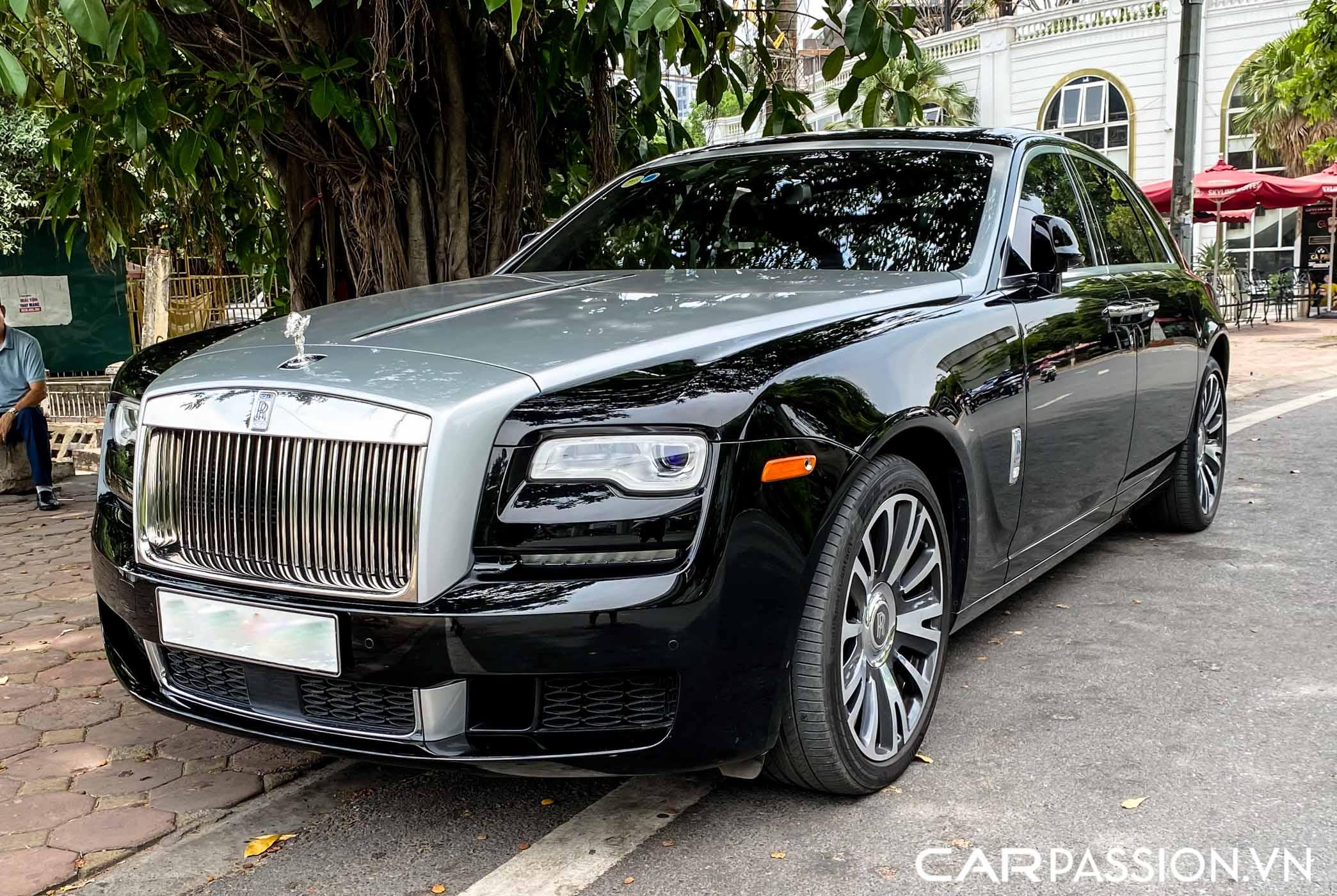 Rolls-Royce Ghost  Series II 2019 facelift.JPG