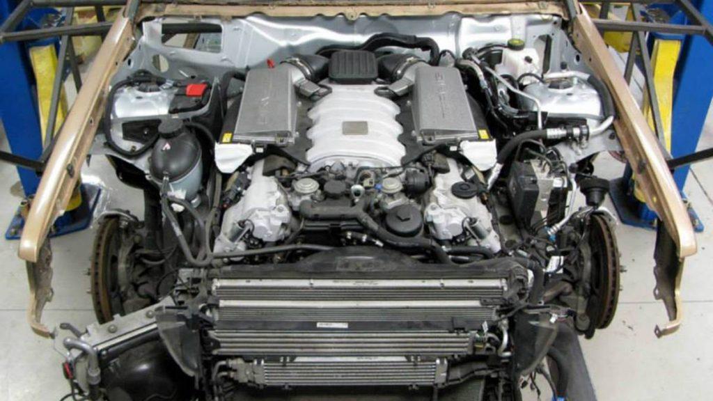 Franken-Benz: khi Mercedes-Benz 190E mang trái tim của C63