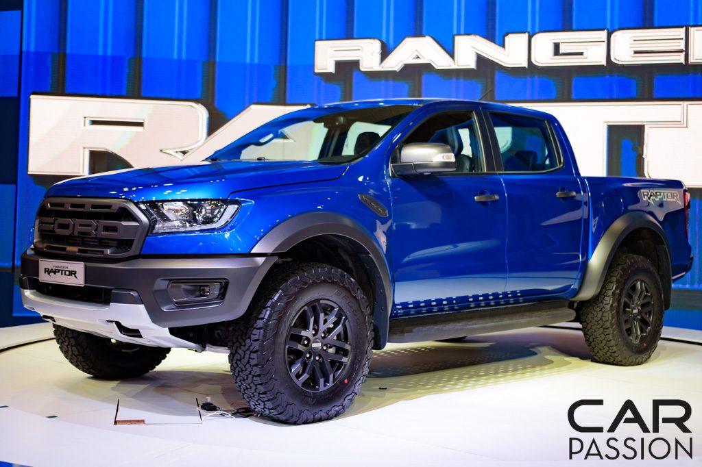 Ford Ranger Raptor 2020 Cập Nhật Them Tiện Ich Carpassion Vn