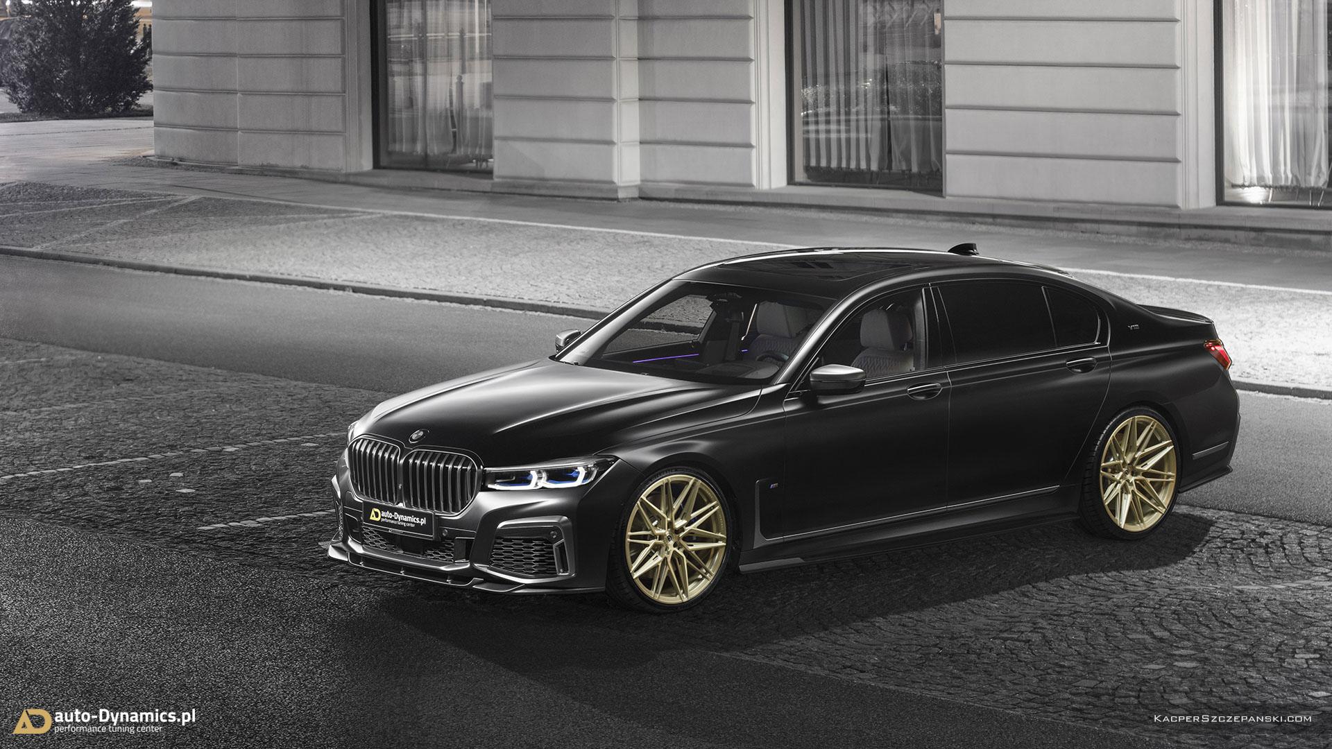 Chiêm ngưỡng BMW 760Li với những nâng cấp đầy thể thao | carpassion.vn
