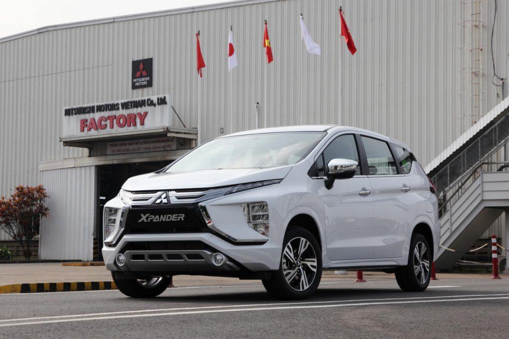 Mitsubishi ưu đãi 50% phí trước bạ cho Xpander
