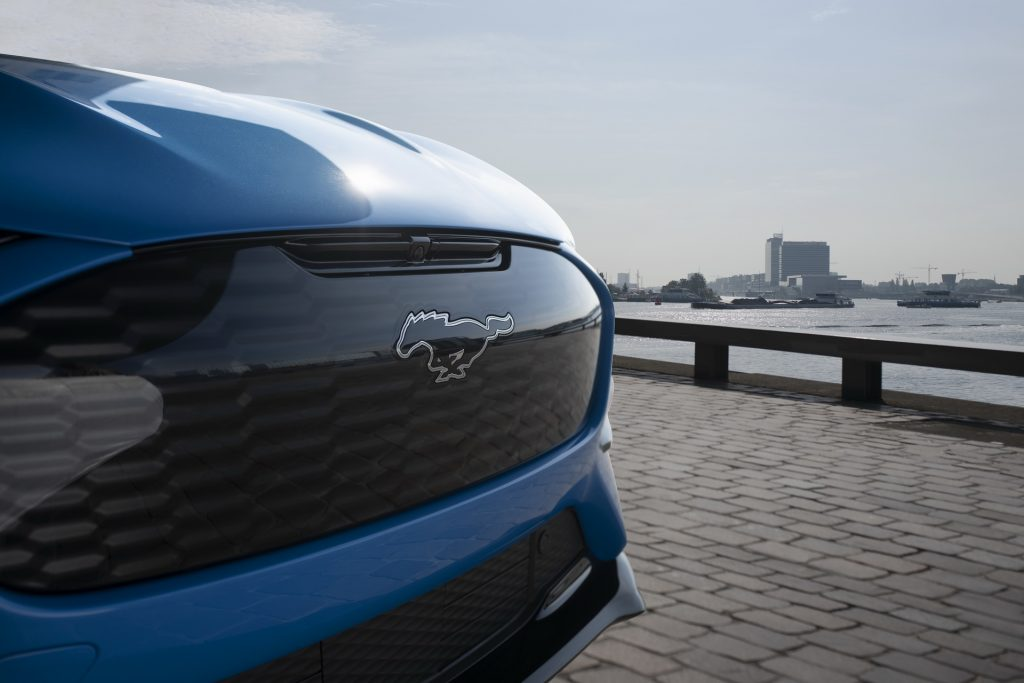ford mustang mach e gt europe revealed 3 Ford Mustang Mach-E GT ra mắt thị trường châu Âu