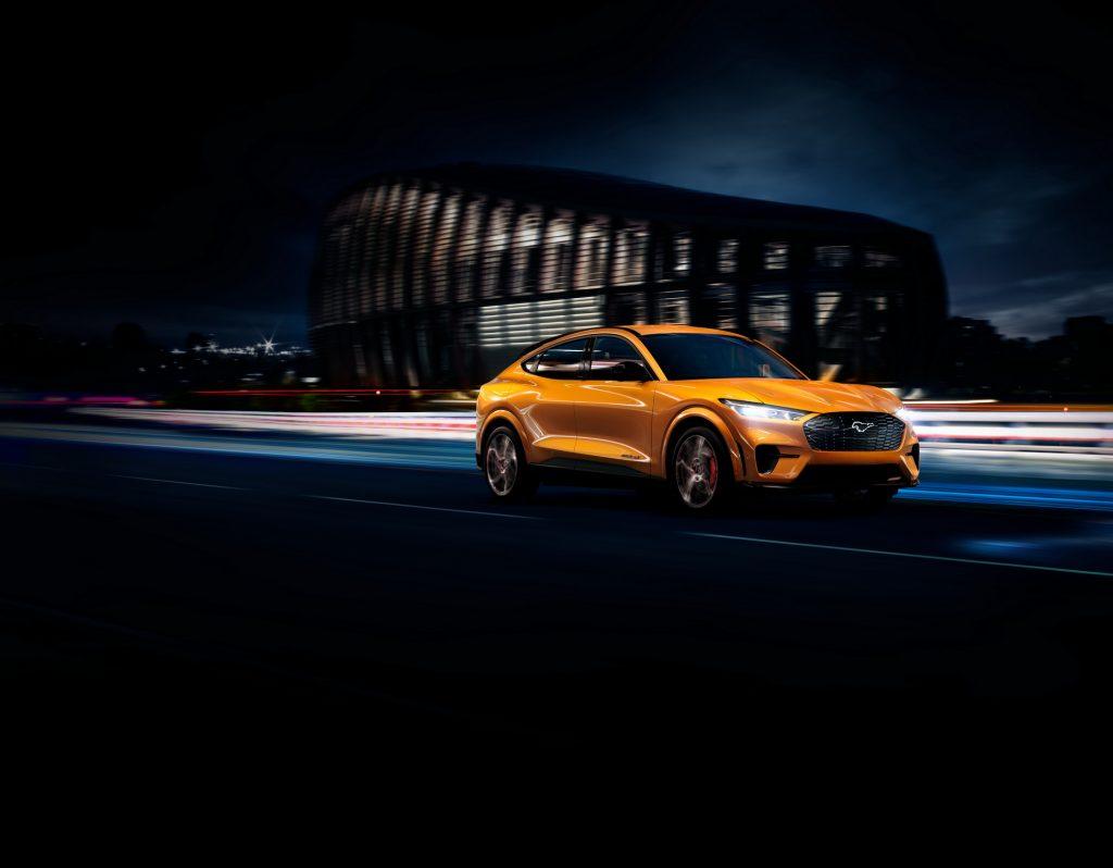 ford mustang mach e gt europe revealed 8 Ford Mustang Mach-E GT ra mắt thị trường châu Âu