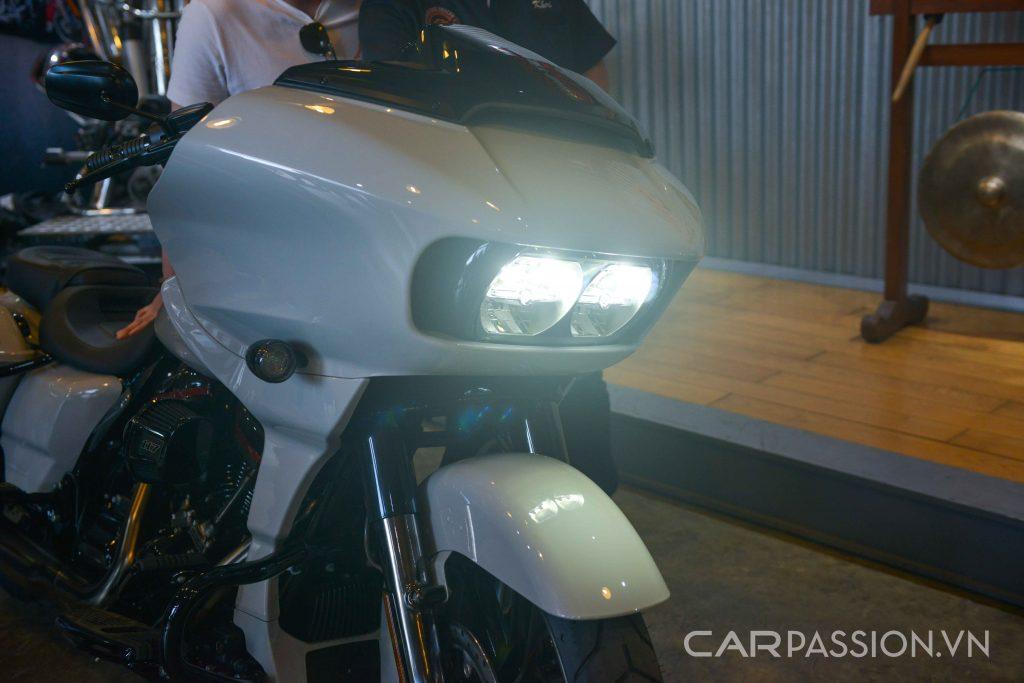 Harley-Davidson CVO Road Glide 2020 tại Việt Nam ảnh 10