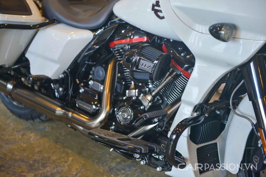 Harley-Davidson CVO Road Glide 2020 tại Việt Nam ảnh 16
