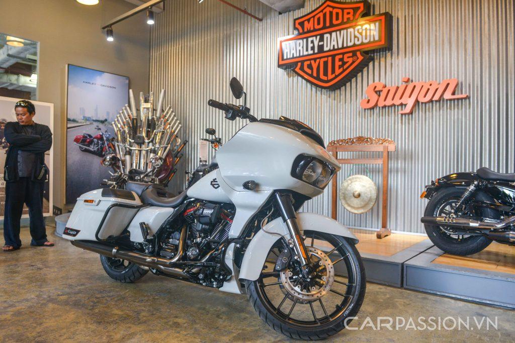 Tổng thể Harley-Davidson CVO Road Glide 2020 tại việt nam