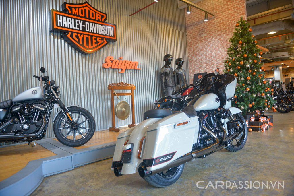 Cận cảnh Harley-Davidson CVO Road Glide 2020 3 chiếc tại việt nam ảnh 21