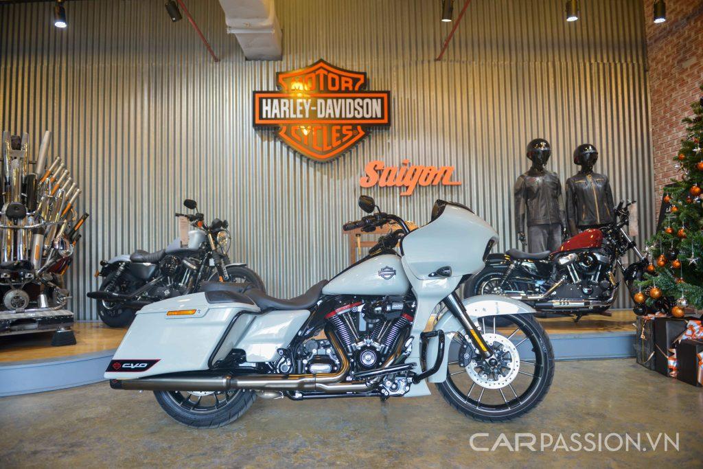 Cận cảnh Harley-Davidson CVO Road Glide 2020 phiên bản giới hạn, giá hơn 2 tỷ đồng
