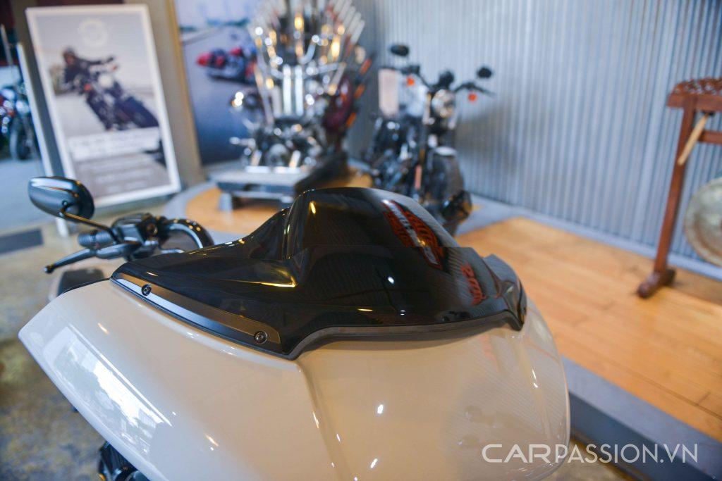Cận cảnh Harley-Davidson CVO Road Glide 2020