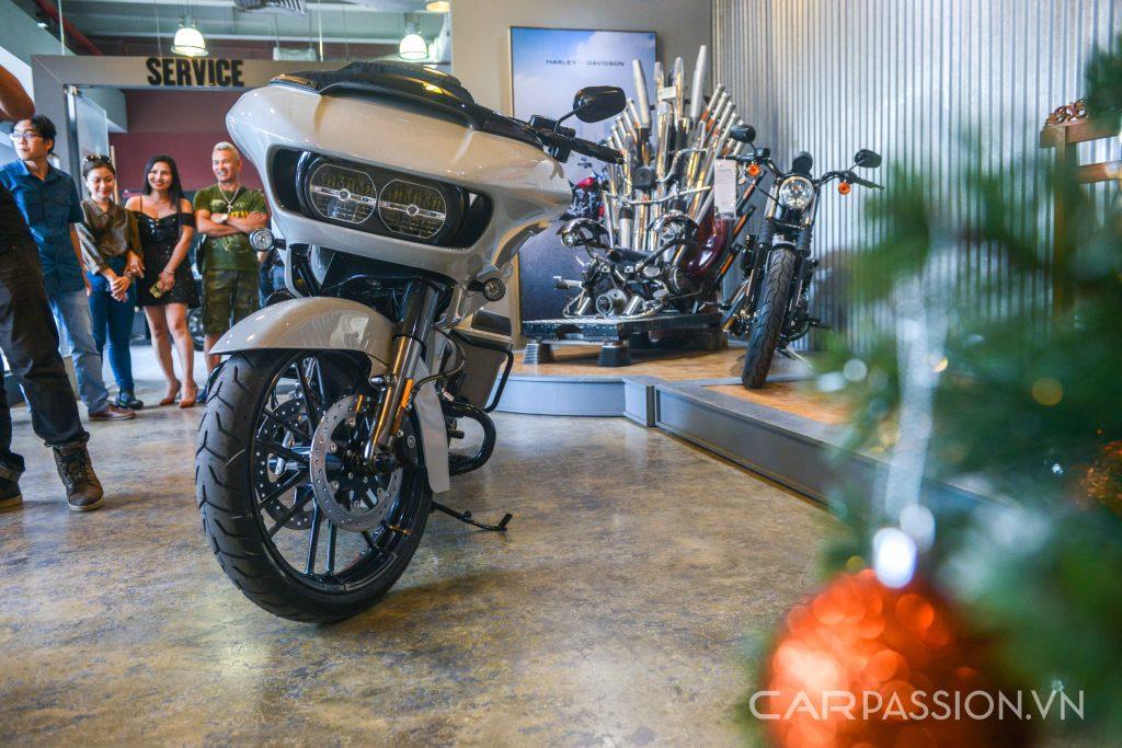 Chìa khóa Harley CVO Road Glide 2020 phiên bản giới hạn