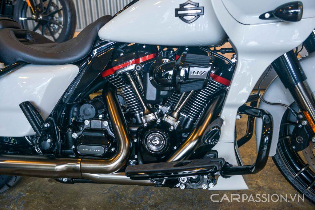 Cận cảnh Harley-Davidson CVO Road Glide 2020 3 chiếc tại việt nam ảnh 6