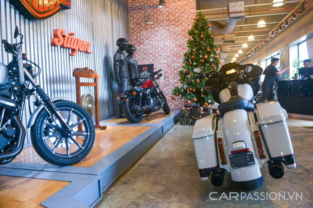 Cận cảnh Harley-Davidson CVO Road Glide 2020 3 chiếc tại việt nam ảnh 7