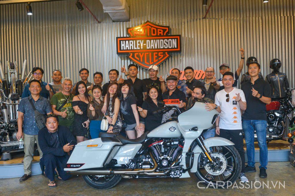 Cận cảnh Harley-Davidson CVO Road Glide 2020 3 chiếc tại việt nam ảnh 9