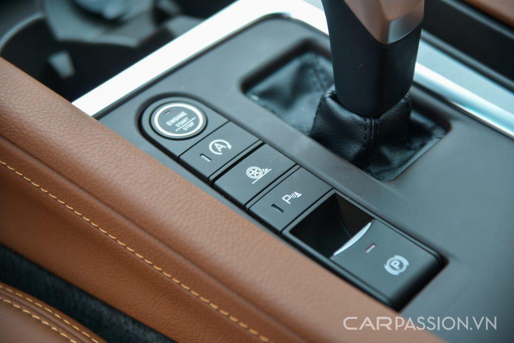 Nút điều khiển Vinfast Lux A2.0