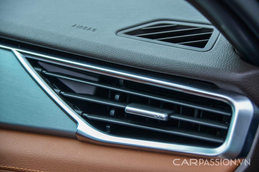 Tapi Lux A2.0 mang phong cách BMW F10
