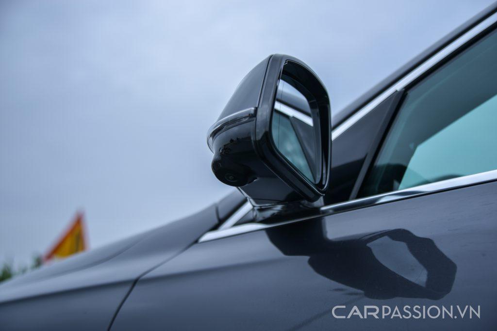 Camera 360 dành cho phiên bản cao cấp của Vinfast Lux A2.0