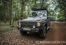 Đánh giá Mercedes Benz 290GD G-Class ảnh 29