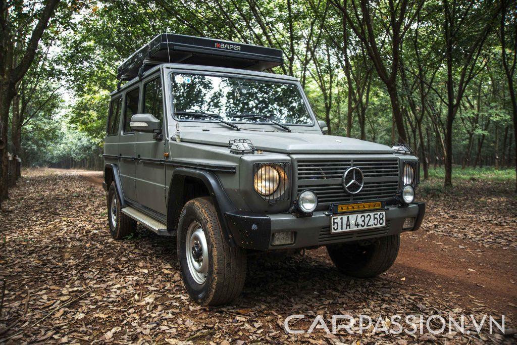 Đánh giá Mercedes Benz 290GD G-Class ảnh 30