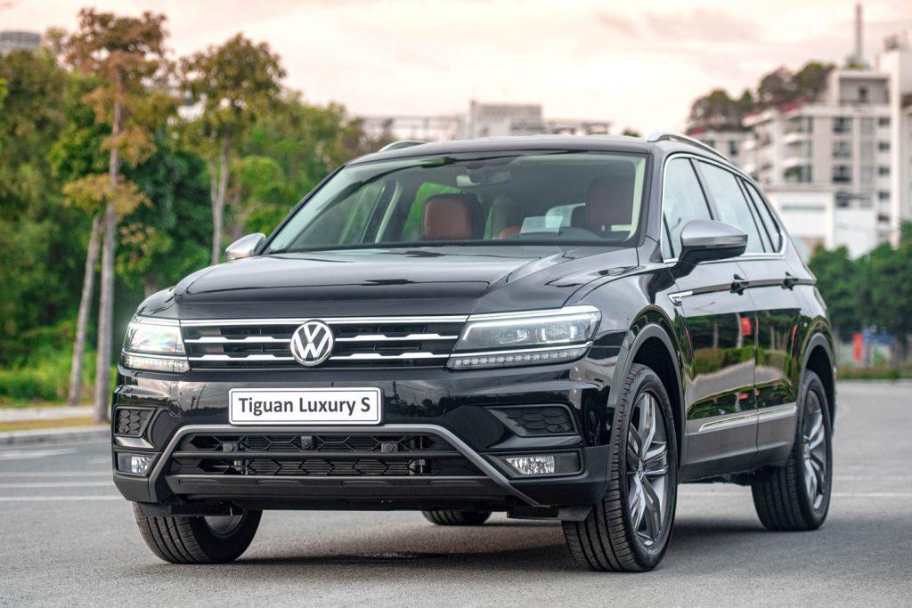 Volkswagen Tiguan Allspace thêm bản mới Luxury S 2021 và ...